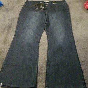Kardashian Kurves Jeans
